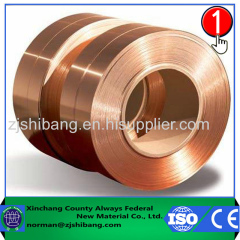 Copper Earth Tape of Lightning Protection System