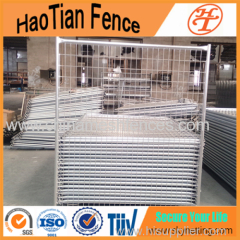 Australia Hot-dipped Galvanized Temporary Fence Panels
