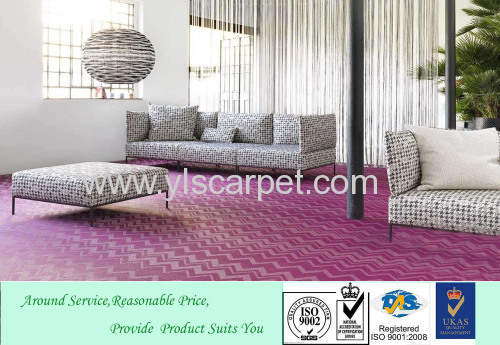PVC floor covering temporary porpular household floor tile serial