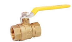 Brass Ball Valve-Compact Body