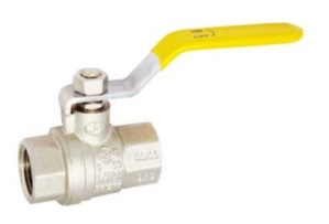 Brass Ball Valve-Nickel Plated