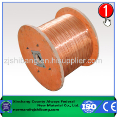 PVC Insulation 10mm Copper Cable