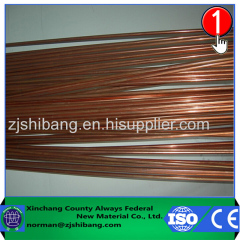 Bare Copper Wire Conductor Earth Wire