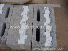 eps mould for block inserts by EPS shape moulding machine