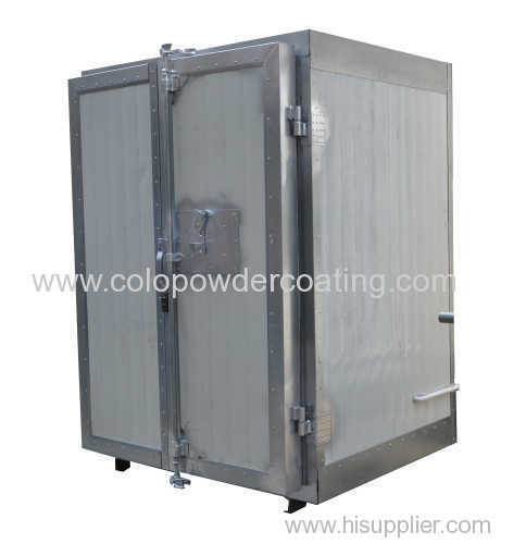 Industrial Curing Oven Powder Coating Coat