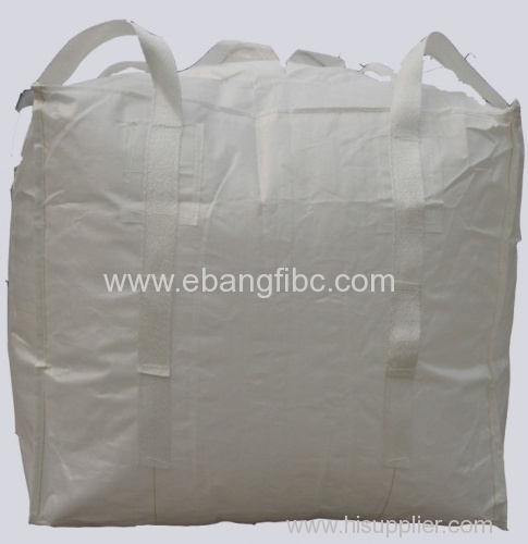 Container bag for packing chemical powder