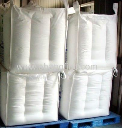 Jumbo bags for packing Pig iron with Internal baffles