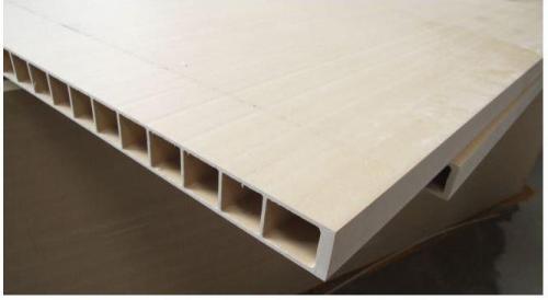 WPC Door board making machine
