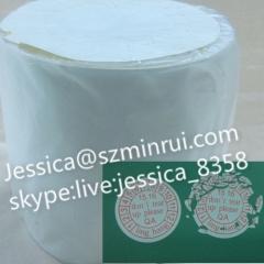 Manufacturer Supply Custom Blank Fragile Destructive Label Paper For Printing Eggshell Stickers