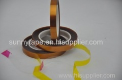 Silicone adhesive polyimide tape for 3d printer industrial