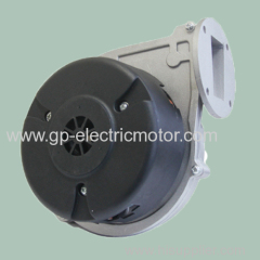 Cooling Blower with EC Motor