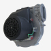 DC Gas Blower 12V with Brushless Motor