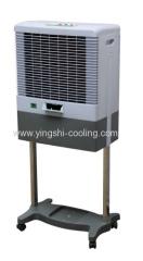 1600m3 / h Luftstrom einstellbare tragbare Luftkühler