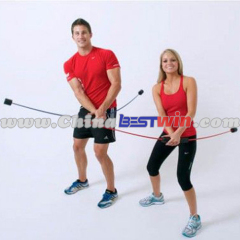 Aerobic fitness flexi bar