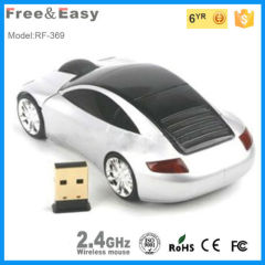most fashion gift mouse wireless car