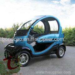 mini electric car similar to Twziy