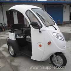 passenger use electric tricycle