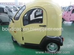 electric tricycle for passenger use