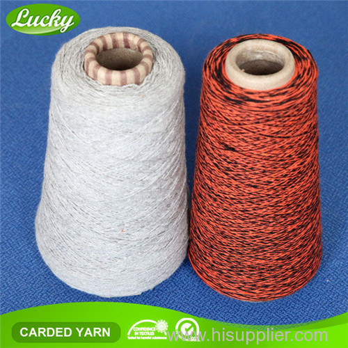 Recycled Cotton /polyester Yarn