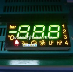 led refrigerator display; Refrigerator controller;Refrigerator display