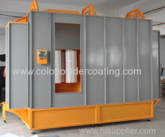 Paint Spray Booth system colo--s-2315