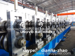 perforated cable tray roll forming machine steel tile