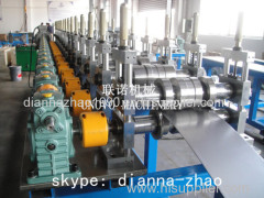 perforated cable tray roll forming machine fully automatic