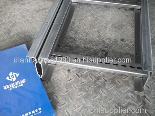 perforated cable tray roll forming machine top supplier