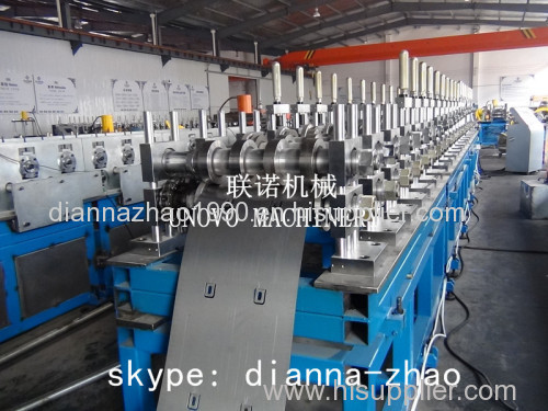 Rittal cabinet frame 9 11 13 16 fold profile roll forming machine U ...