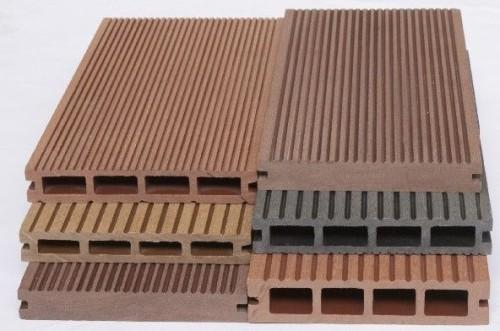 WPC decking making machine