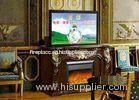 Antique Style Living Room Electric Fireplaces TV Stands With Remote Control