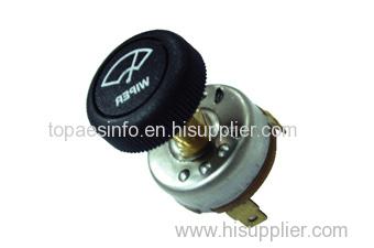 Single Wiper Motor Switch