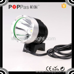 POPPAS YZL805U New 2014 Super Bright 600lm Bike Light XM-LT6 bike usb charger