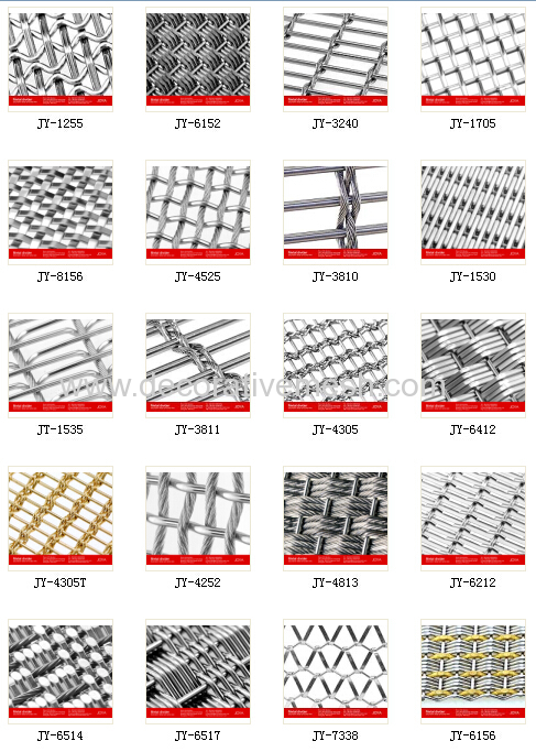 furniture used wire mesh usually called cabinet screen JY-8924 ...