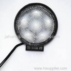 aluminum square housing 4.5 inch 18w led work lamp