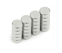 Nickel Big N40h Disc Neodymium Magnet For Speaker