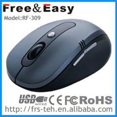 famous Rapoo computer mouse