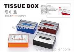aluminum oxide+ABS tissue box