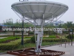 4.5m linear/circular Rx only antenna