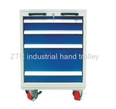 Drawer steel mobile tool workshop trolleys