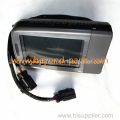 Caterpillar E320DL E323DL digger monitor panel ass'y 227-7698 279-7611 366-8694 2277698 2797611 3668694