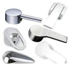 OEM zinc die casting faucet handle