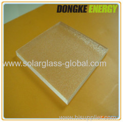 AR coating low iron solar glass