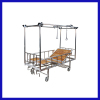 orthopedic traction bed moveable