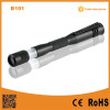 Poppas B101 Aluminium alloy 2xAAA Battery zoomable LED flashlight&Led lamp pen light