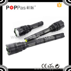 Factory Sales POPPAS F10 High Quality 700Lumen Power camping hunting flashlight