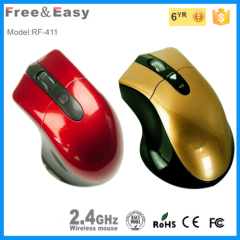 usb wireless optical 5d high quality mouse