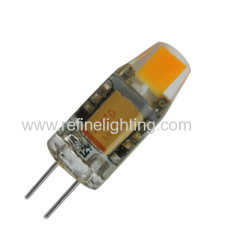 LED Gx4 bulb NEW item 1.5W COB 360°