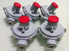 RTZ-H Gas Pressure Regulator