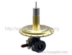 RTZ-AQ series gas regulator